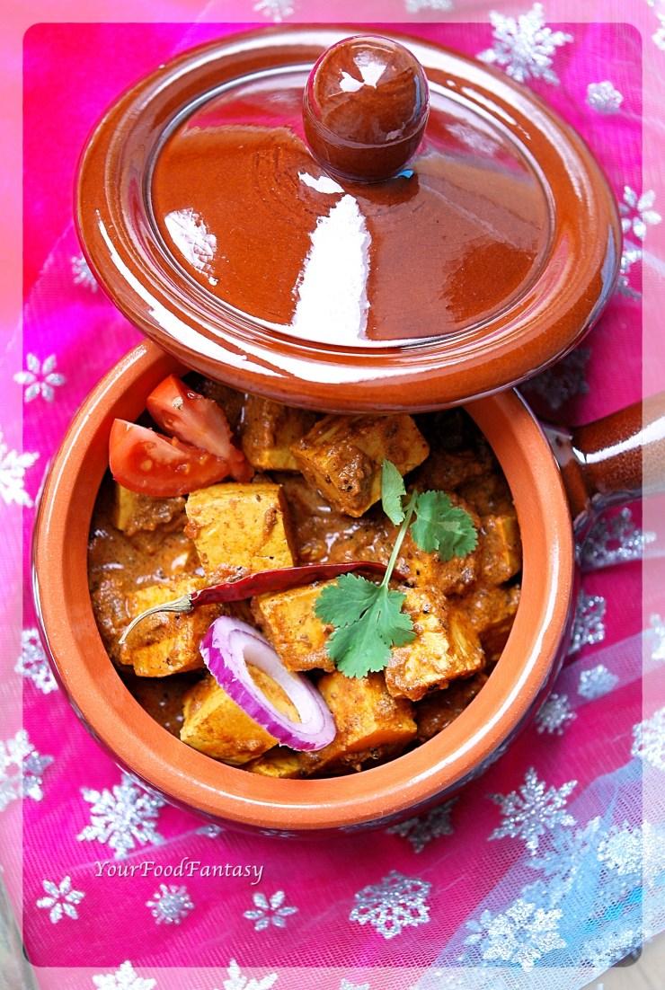 Achari Paneer Recipe | Your Food Fantasy.com