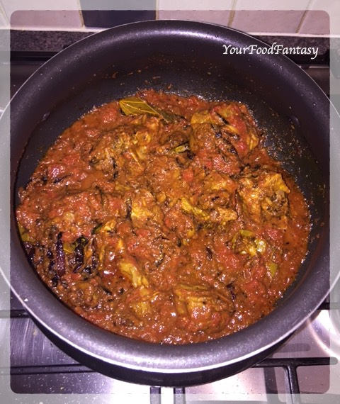 Handi Gosht | Lamb Stew | Your Food Fantasy