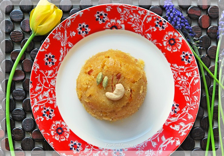 Sooji Halwa Recipe | Your Food Fantasy by Meenu Gupta