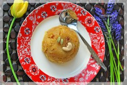Sooji Halwa Recipe | YourFoodFantasy.com