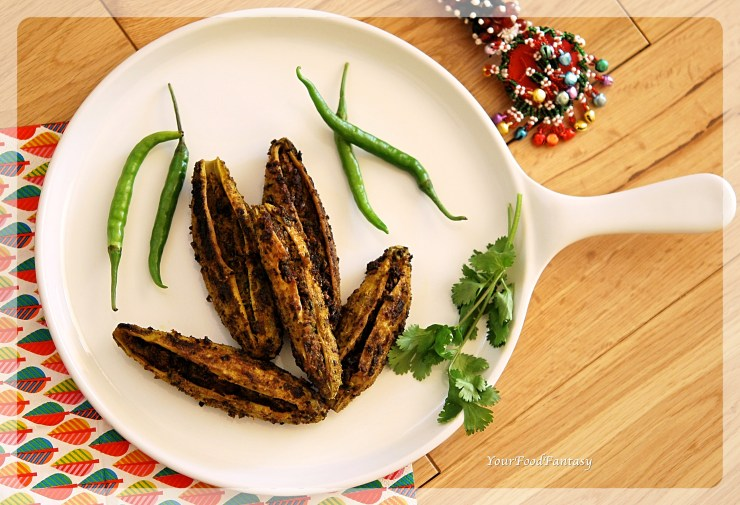 Stuffed Karela Recipe | Your Food Fantasy by Meenu Gupta