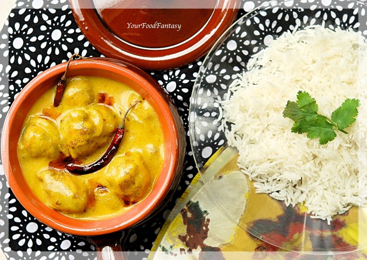 Punjabi Kadhi Recipe | Your Food Fantasy by Meenu Gupta