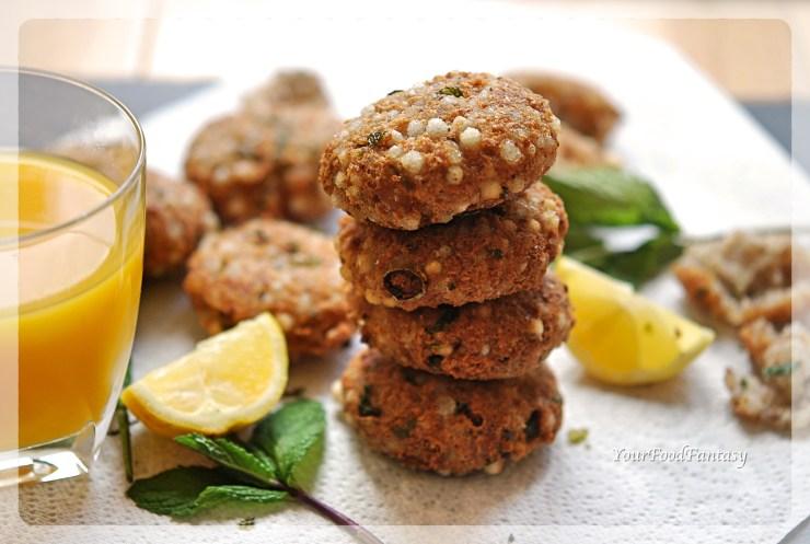 Sabudana Vada | Navratri Food Recipes | Your Food Fantasy by Meenu Gupta