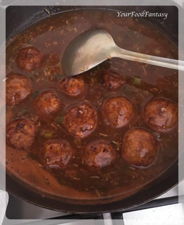 Veg Manchurian Recipe | Your Food Fantasy by Meenu Gupta
