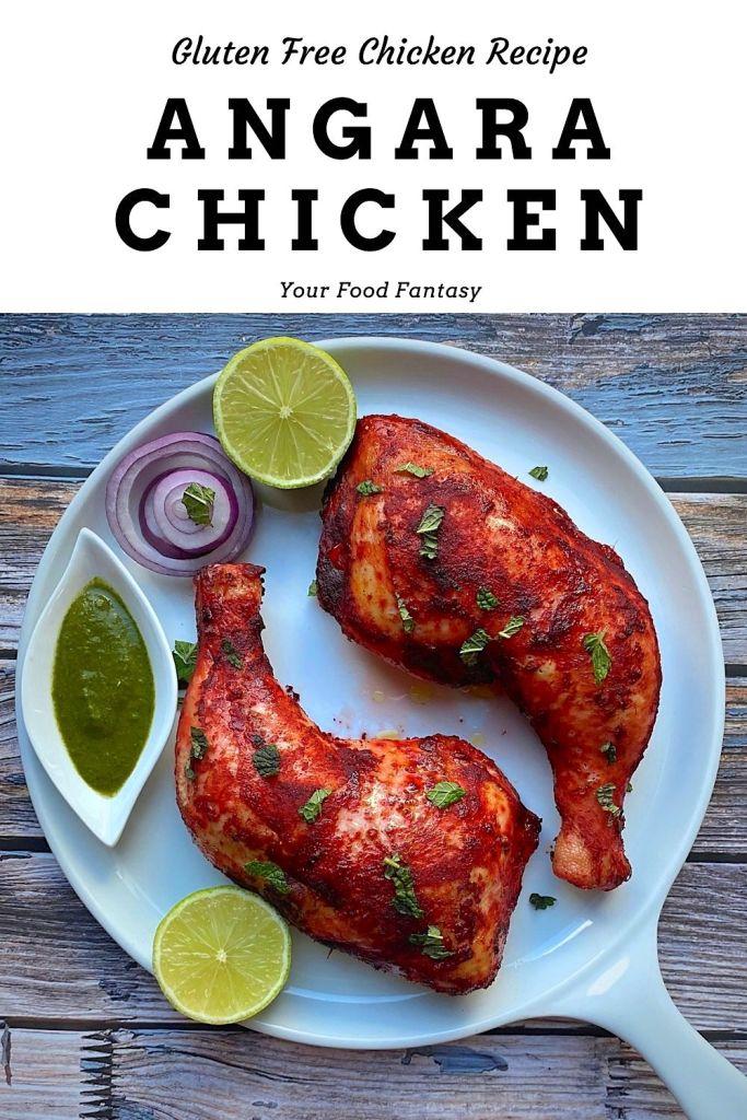 Angara Chicken Legs - Gluten Free Chicken Recipe