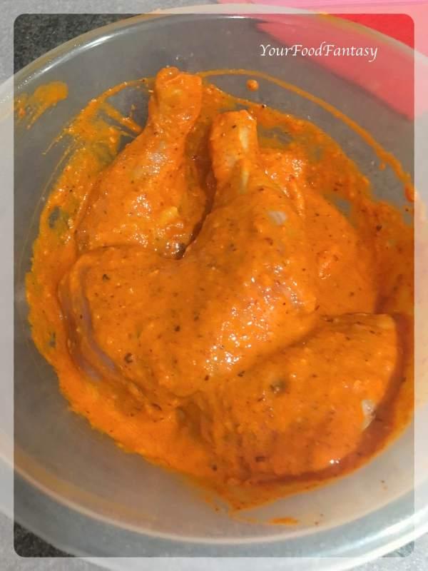Chicken Marination | Your Food Fantasy