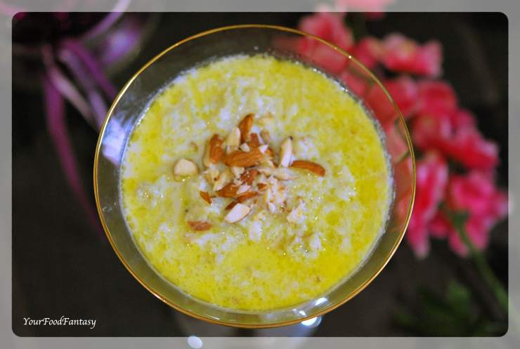 Lauki Ke Kheer Recipe | Your Food Fantasy