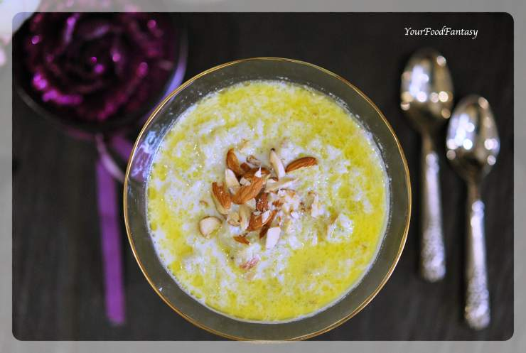 Lauki Kheer Recipe | Navratri Fast Recipes | Your Food Fantasy