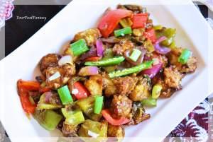 Chilli Chicken Recipe | Your Food Fantasy