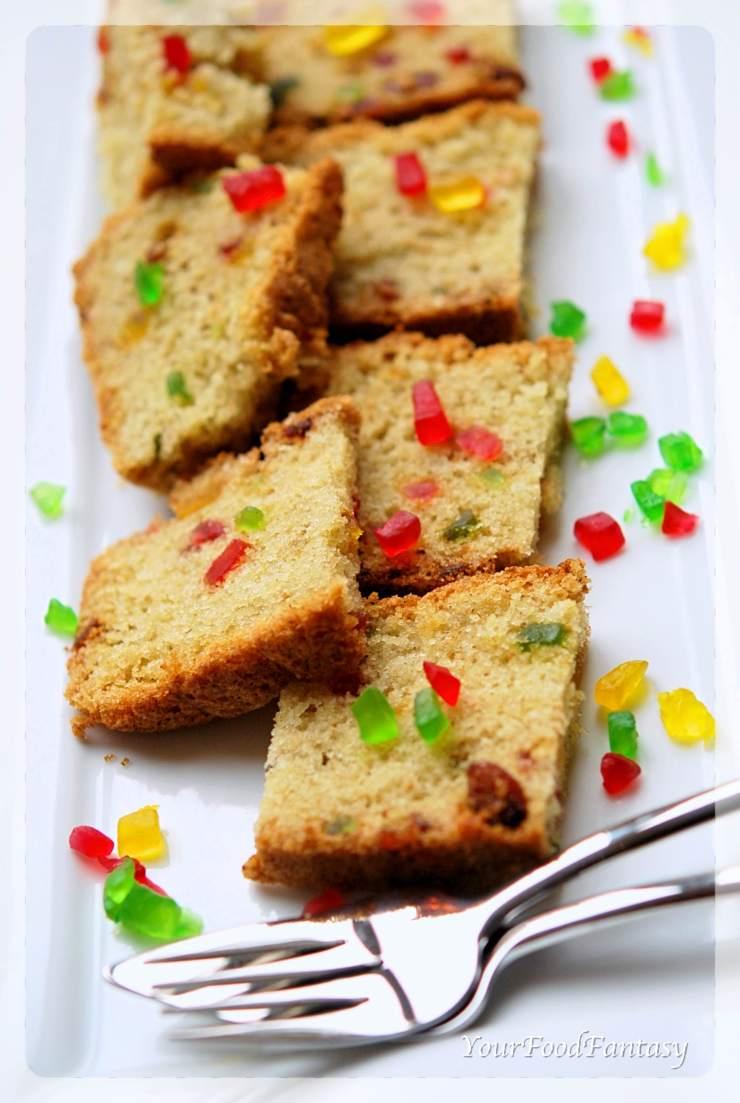 Tutti Frutti Cake | Your Food Fantasy