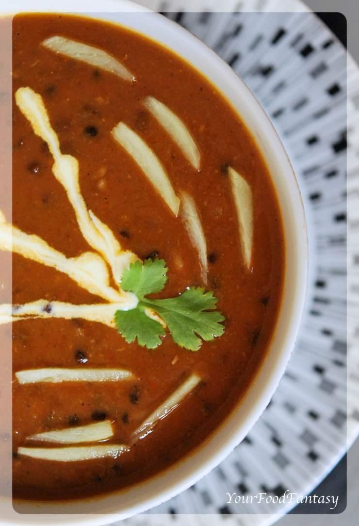 ITC - Dal Bukhara Recipe | Your Food Fantasy