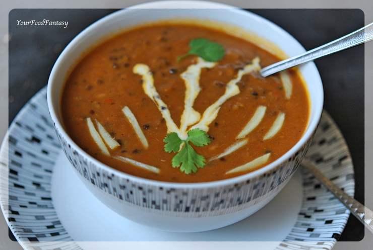 ITC Style Dal Bukhara Recipe | YourFoodFantasy.com