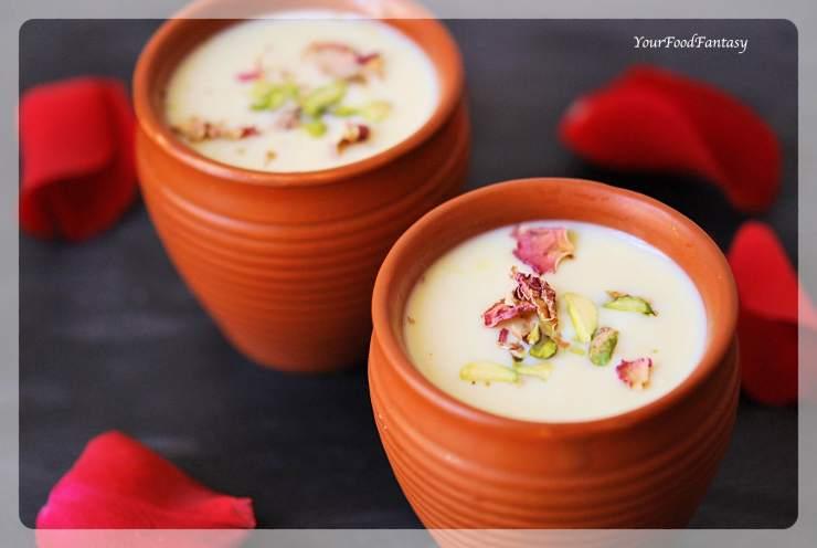 Rabri Recipe - Rabdi Recipe | Your Food Fantasy
