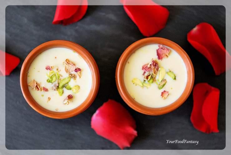 Rabri or Rabdi Recipe | Your Food Fantasy