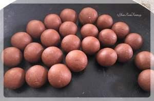 Chocolate Gulab Jamun Recipe | Your Food Fantasy