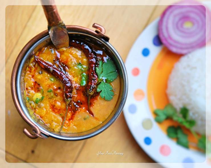 Dal Tadka | Lentils Fry Recipe | Your Food Fantasy