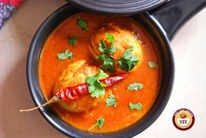 Chettinad Egg Curry Recipe | Your Food Fantasy