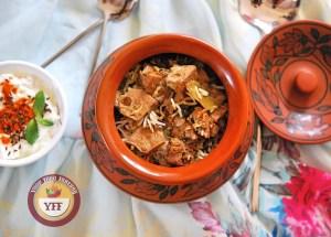 Kathal Biryani Recipe | Your Food Fantasy