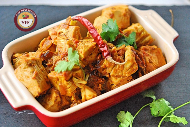 Masala Kathal One Pot Jackfruit Curry Your Food Fantasy