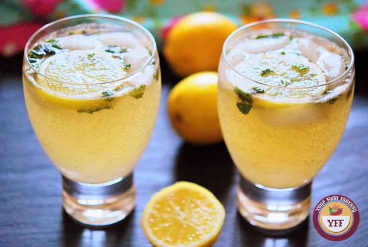Masala Shikanji Recipe - Summer Drinks | Your Food Fantasy