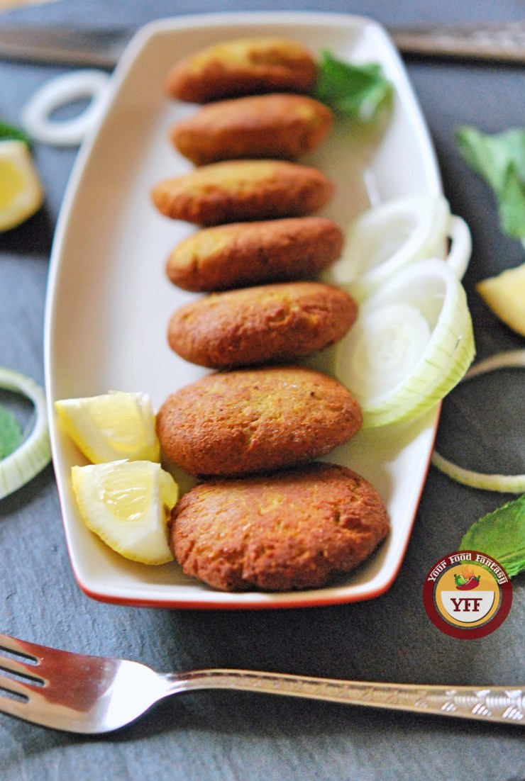Shami Kebab Recipe | Kebab Recipes | YourFoodFantasy.com