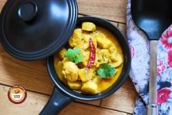 Dahi Wali Arbi Recipe | Your Food Fantasy