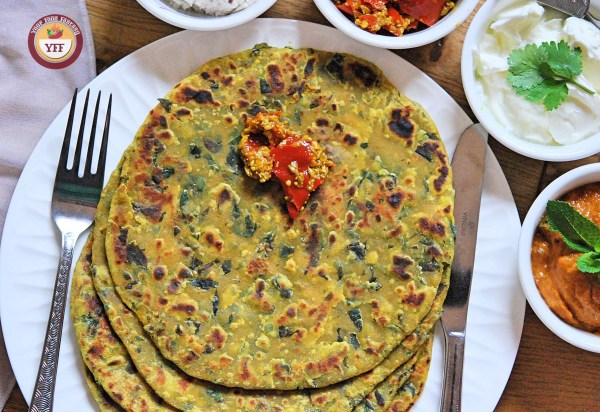 Gujrati Methi Thepla Recipe | Your Food Fantasy By Meenu Gupta