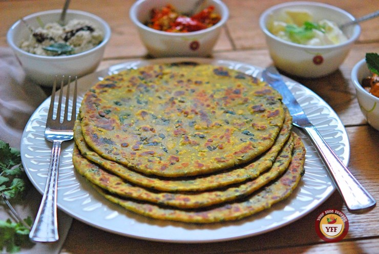Methi Thepla Recipe | YourFoodFantasy.com
