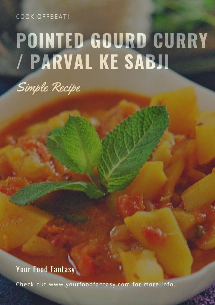 Parval Aalo sabzi recipe
