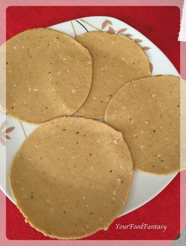 Bedmi Puri Recipe | Your Food Fantasy