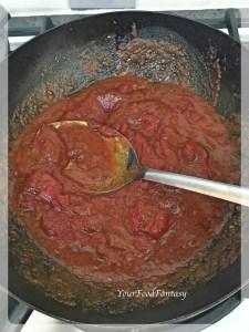 How to make Aalo Tamatar Sabzi | Your Food Fantasy