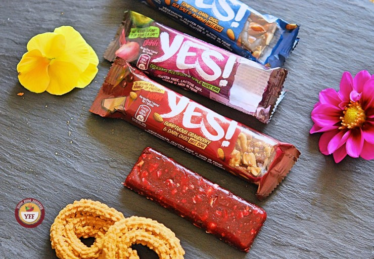 Yes Snacks Review - Degustabox Review | Your Food Fantasy