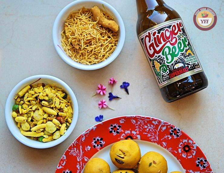 Supermalt Ginger Beer review   Degustabox October18 Review