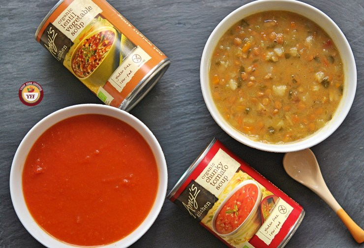 Amy's Organic Soup Review | Degustabox Nov 2018 Review