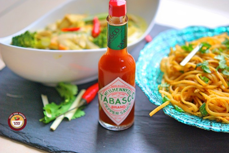 Tabasco Sauce review | Degustabox November 2018 Review | Your Food Fantasy