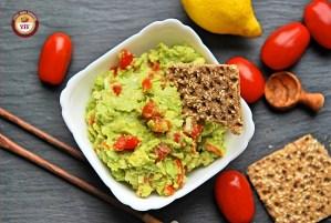 Chunky Avocado Guacamole Recipe | How to make Guacamole | YourFoodFantasy.com