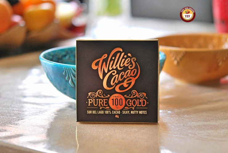Willie's finest chocolate review by Your Food Fantasy