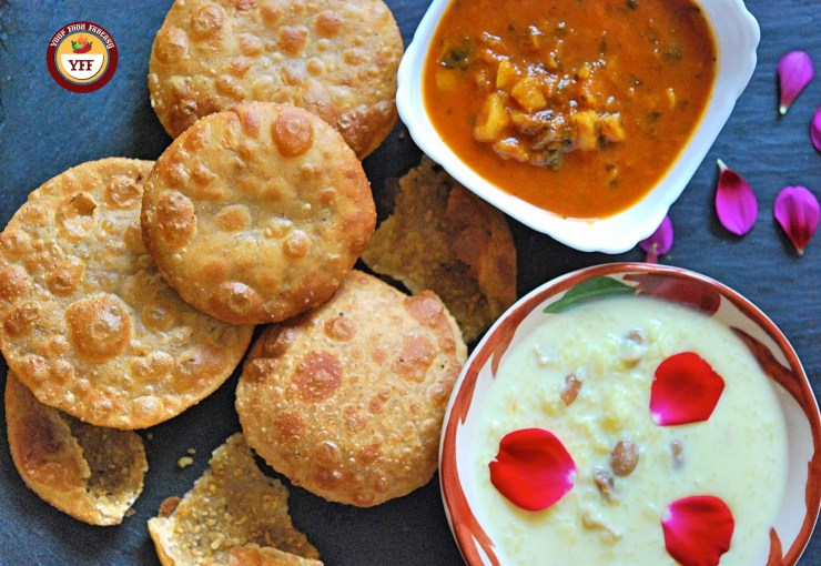 Urad Dal Kachori Recipe | Your Food Fantasy
