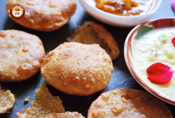 Urad Dal Kachori Recipe | YourFoodFantasy.com
