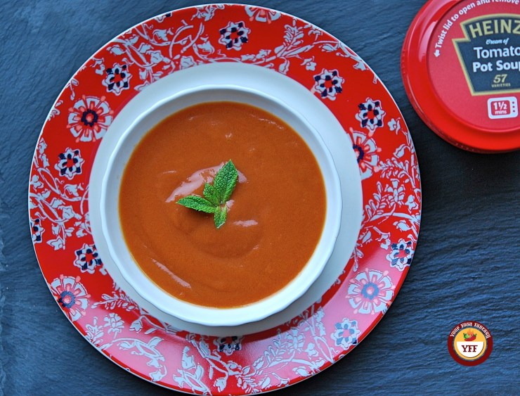 Heinz Cream Of Tomato Soup review by Your Food Fantasy
