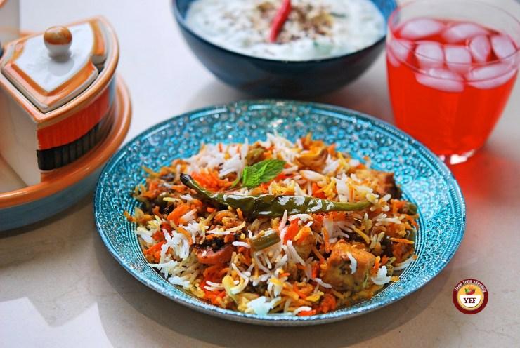 Biryani - Authentic Recipe - Your Food Fantasy