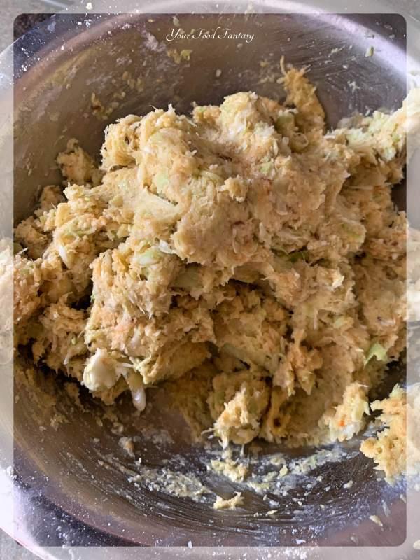 Kofta Mixture to make Cabbage Kofta - Your Food Fantasy