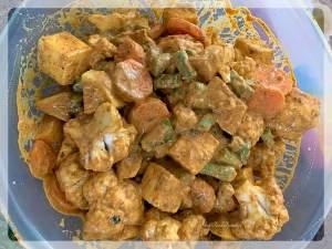 Marinating Vegetables for Biryani | Your Food Fantasy