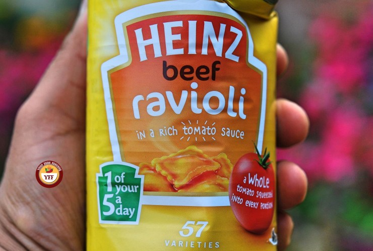 Heinz Beef Ravioli review | Your Food Fantasy