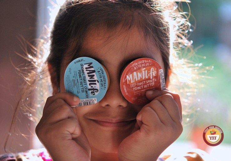 Manilife Mini Peanut Butter Review | Your Food Fantasy