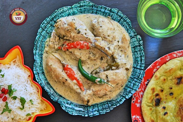 Murg Kali Mirch Recipe   Easy Chicken Recipe   Your Food Fantasy