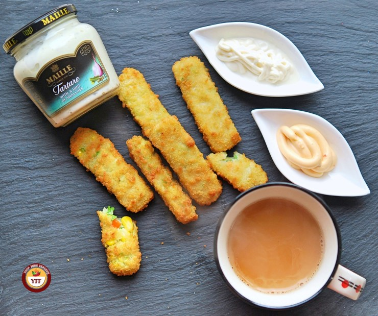 Maille Tartare Sauce | Review by YourFoodFantasy.com