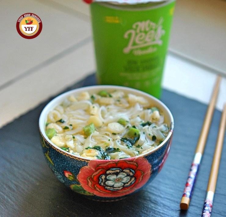Mr Lee's Noodles Review | Your Food Fantasy