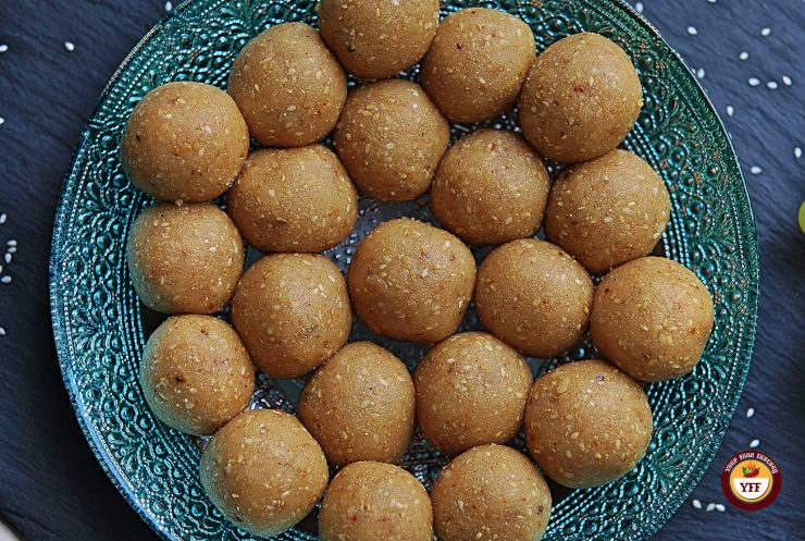 Makar Sankranti Special Til Laddo | Your Food Fantasy