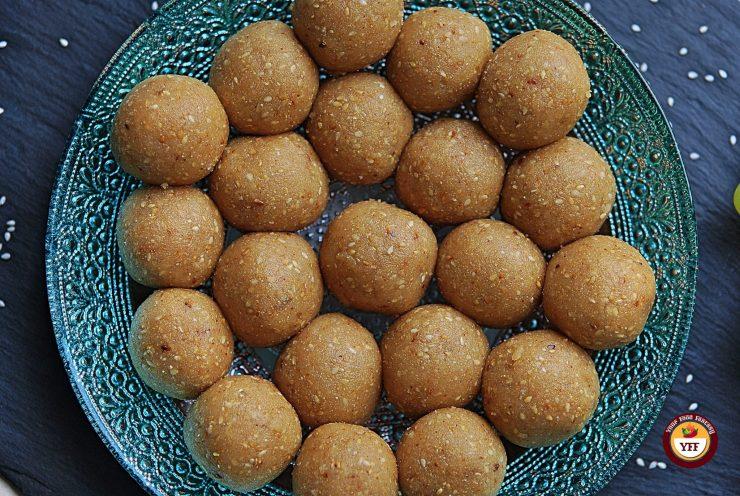Makar Sankranti Special Til Laddo | Your Food Fantasy